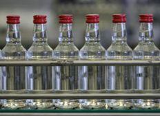 В России снизился выпуск водки на 11%, а коньяка - на 31%