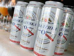 """""""Балтика-Новосибирск"""" открывает безалкогольное производсто"""