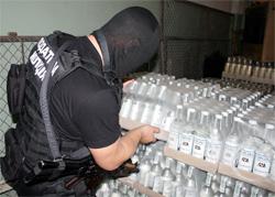 Преступные схемы кабардинских водочников раскрыты