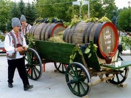 Новый терминал для вина из Молдовы откроют в Петербурге