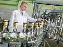 В Белоруссии отложили повышение цен на водку