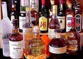 Российская водка не попала в международный рейтинг дорогого алкоголя