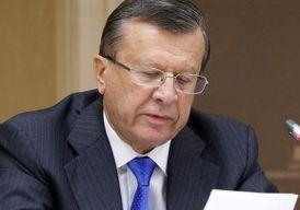 """В. Зубков: Я ухожу из """"Росспиртпрома"""""""