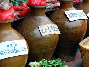 Англичане продадут китайцам китайскую водку