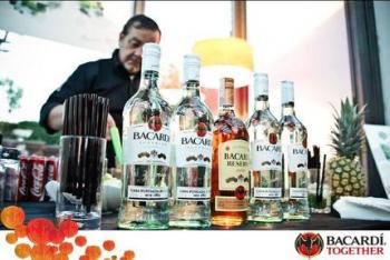 «Летучие мыши» Bacardi помогут занятым барменам