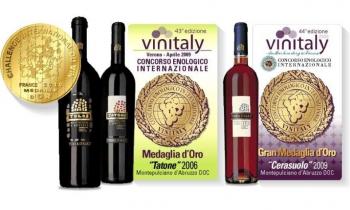Итальянские вина на Russian Bar Fair