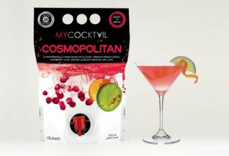 My Cocktail  в устойчивых пакетах