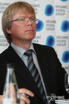 Orgainc Vodka Group заявила о себе, как о федеральном игроке на рынке алкоголя