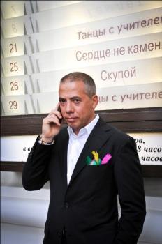 Водка «Парламент» поддержала премию «Серебряная калоша»
