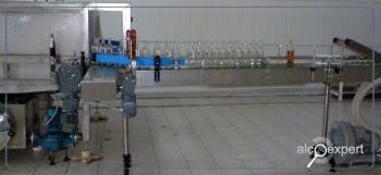НПФ МЕГАМАШ. Запуск завода розлива 6000 бут/час.