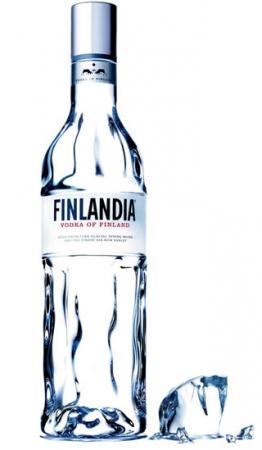 Компания Brown-Forman представила новый дизайн бутылки Finlandia
