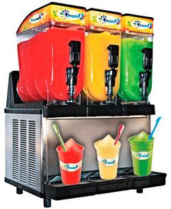 Оборудование для замороженных коктейлей Fruzzi