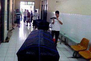 Расследование отравления российских моряков алкоголем в Индонезии