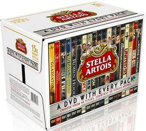 Stella Artois предлагает хорошие фильмы к хорошему пиву