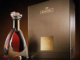 Топ-10 самых популярных мировых алкогольных брендов 2011 года