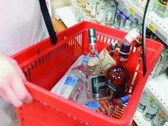 Анализ цен на водку в Пензенской и Самарской областях