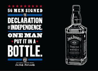 Jack Daniel's рекламирует свою аутентичность. Видео