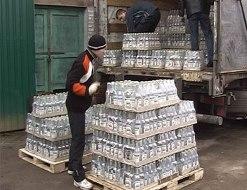 В Ростовской обл. обнаружены тонны безакцизного алкоголя