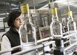 Росстат: Объемы производства алкоголя падают