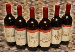 Снимается ограничение на ввоз определенных марок абхазских вин