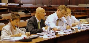 Росалкоголь посетили представители Европейской Комиссии