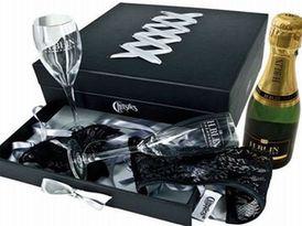 Создано первое в мире эротическое шампанское
