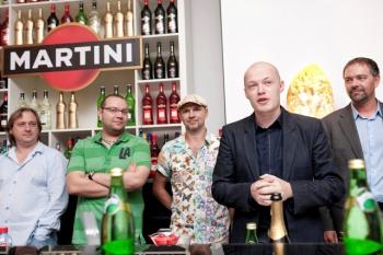 Состоялся финал Martini Barmen School