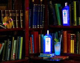 Bombay Sapphire устроит литературные чтения