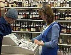 На Украине хотят снять  ограничения на торговлю спиртным