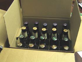 Французские жандармы нашли украденные 20 тысяч бутылок виски