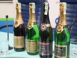 В Балаклаве наполнят шампанским самый большой бокал в мире