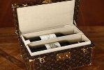 Уникальная «дорожная сумка» для элитного вина от Louis Vuitton