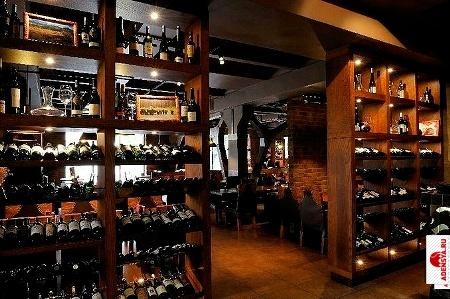"Фестиваль вин Калифорнии в ресторане ""Биф и Риф"""