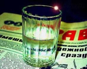 Очередная партия «паленой» водки всплыла в Ростовской области