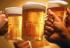 Производство пива сократилось на 6,4%