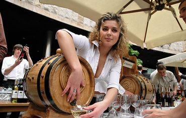 Фестиваль вина в Будапеште