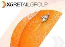 Прибыль X5 Retail Group за II квартал выросла втрое