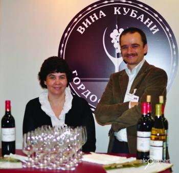 Журнал Напитки №3 2011 Коллективное начало российского виноделия