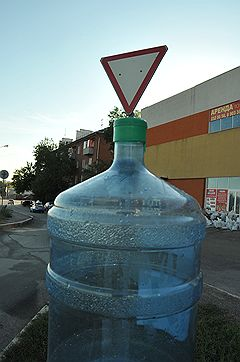 «Таймас» полез в бутыль