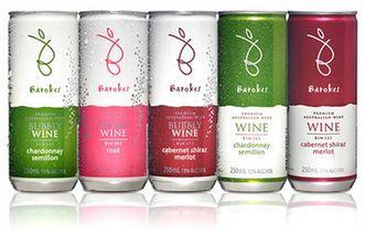 Хорошо вино из банки