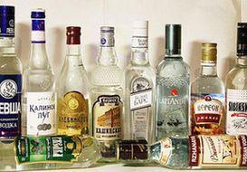 На 800 тыс. руб. оштрафованы продавцы дешевой водки