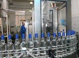 Украина: Производство водки уменьшилось на 28,8%