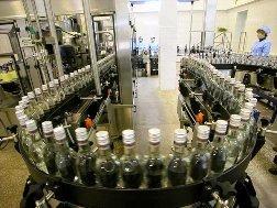 Производство водки в Архангельской области увеличилось на 29,1%