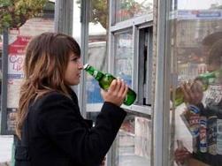 В Норильске расторгают аренду с точками продававшим спиртное детям