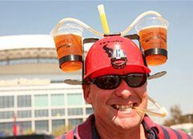Болельщикам на Евро-2012 в Польше разрешили пить пиво
