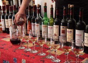 Армянским фруктовым винам нравится лояльность мирового рынка