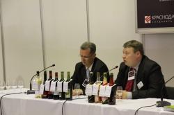 «Вино из России/Wine from Russia 2011» осенняя сессия
