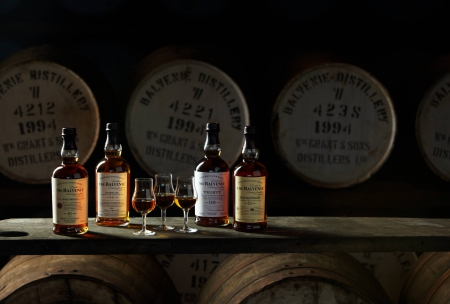The Balvenie Thirty 30 Year Old назван лучшим шотландским виски