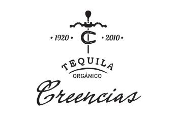 Голая бутылка текилы Creencias