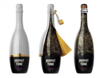 Absolut Tune: Sauvignon Blanc скрестили со шведской водкой